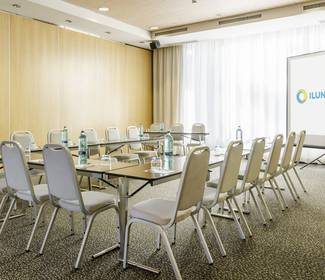 Meeting rooms hotel ilunion alcalá norte madrid