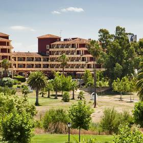 hotel ilunion golf badajoz
