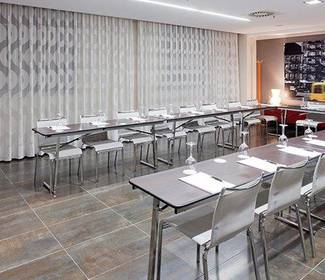 Meeting rooms hotel ilunion aqua 4 valencia